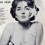 Polly Perkins in 1959-Windmill Theatre